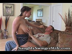 Double Dicked Wife Loves The Attention