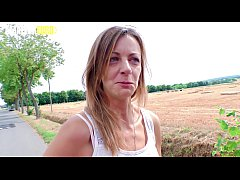 AMATEUR EURO - German Mature Gets Picked Up And...