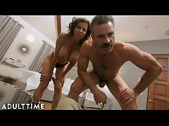 ADULT TIME Hot WIFE Alexis Fawx Cucks U with Po...