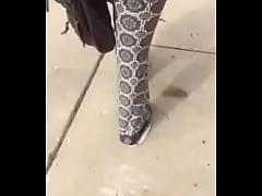 jiggly booty black girl