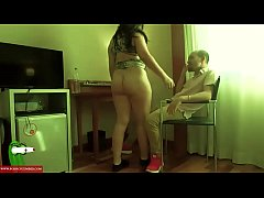 fuking in a hotel room with hidden camera reven...
