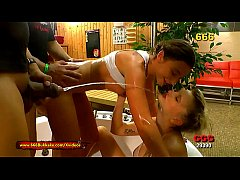 Sexy pee lovers Julie Skyhigh and Mia Bitch - 6...
