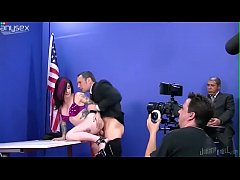 backstage porn shooting