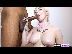 Sandra Luberc Takes a BBC Banging After Modeling