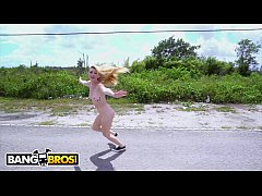 BANGBROS - 18 Year Old Teen Melody Parker Is No...