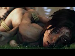 Compilation Rise of the Tomb Raider SFM V2 Defi...