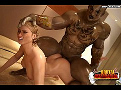 Hung Fucking monster Demon 3D-SMPlace.com