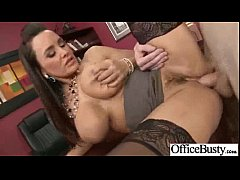 Girl With Big Tits Get Banged Hard In Office vi...