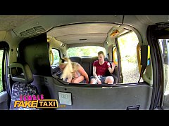 Female Fake Taxi Student gets ultimate fantasy ...