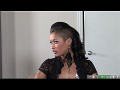 thumb naughty skin  diamond gets punished by getting fucked hard