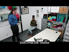 ShopLyfter - Pretty Black Girl (Anne Amari) Cau...