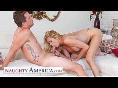 Naughty America - Briana Banks Fucks her Son's ...