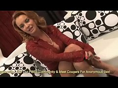 Busty Cougar Janet Mason Gives Up The Pussy To ...