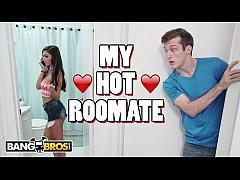 BANGBROS - Pervert Roommate Brick Danger Gets B...
