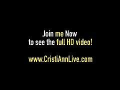 Latina Cristi Ann & Nympho Nina Kayy Tease Us W...