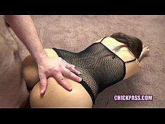 ChickPass - Latina MILF Nicole Paris is fucking...