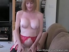 Afternoon Sex With My Horny Granny