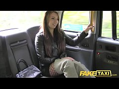 Fake Taxi Saucy minx needs cabbies big cock to ...