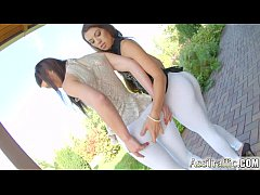 Ass Traffic French babes in anal gaping extrava...