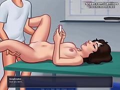 Summertime Saga[0.20.1] | Hot pregnant Italian ...
