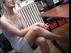 The best sex in the office