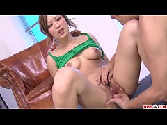 Aika spreads legs for the ultimate toy fuck - M...