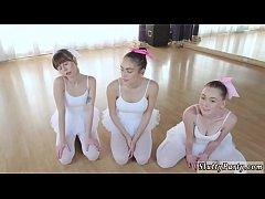 Hd german party Ballerinas