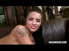 Tattoos and Shaved Head - Christy Mack