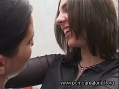Two italian real amateur wives - Vero lesbo ama...