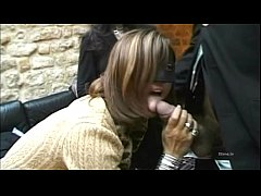 Two lustful girls banged by Rocco Sifrredi and friends