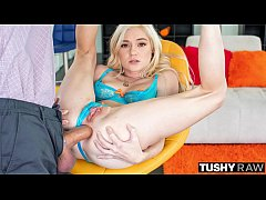 TUSHYRAW Teen Loves Having Her Tight Asshole St...