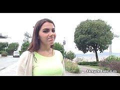 Real latina teen Valentina Nappi 51