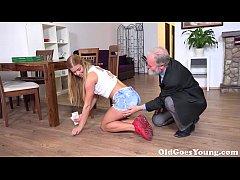 Old Goes Young - Chrissy Fox has the sweetest t...