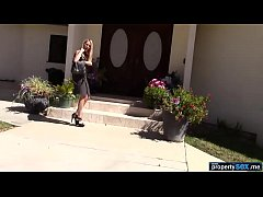 Real estate agent fucks married wife when husba...