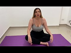 I fucked my step sister during tantric yoga
