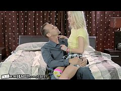 Small Teen Kenzie Reeves Orgasms 4 Step Daddy &...
