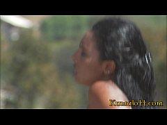 Hot Latina Babe Nailed in the Sun