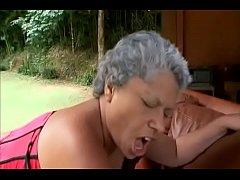 Brazilian granny gets fucked hard! See more at ...