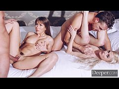 Deeper. Punishment from Morgan Rain and Paige O...