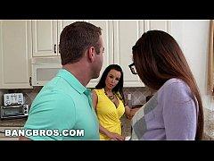 BANGBROS - Stepson bangs his GF Ava Taylor and ...
