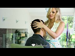 HD - PureMature Hot Milf Julia Ann loves a big ...