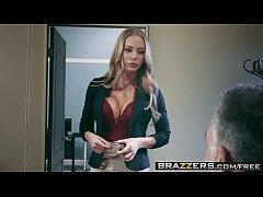 Brazzers - Big Tits at Work -  Nicoles Work Is ...