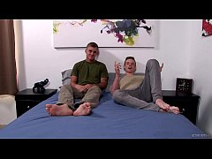 ActiveDuty Straight Army College Best Friends Raw Bareback Fuck