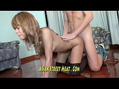 Thai Slapper Uses Anus For Fun And Lunch