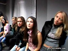 russian fashion models Svetlana and Rita fuck f...