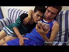 Asian-Ephebes - AY & PHON - Seducing A straight!