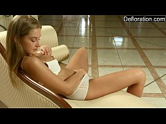 Super hot and horny Hungarian teen Enzio Ricci