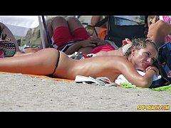 Big Tits Amateur Bikini Topless Teens - Voyeur ...