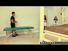 Brazzers - Dirty Masseur - Give My Girl A Massa...