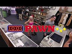 XXXPAWN - Stripper Cristi Ann Visits a Pawn Sho...